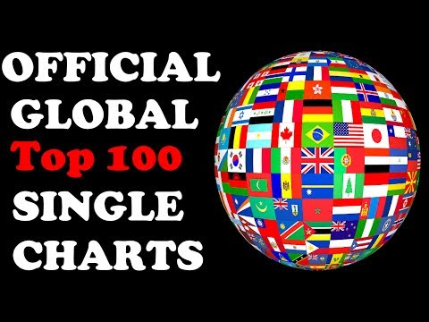 Global Top 100 Single Charts | 26.06.2017 | ChartExpress