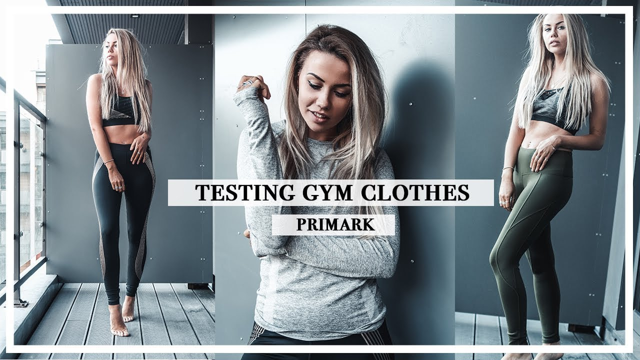 0bcfe8e224 Primark Gym Range: First Impressions & Squat Test (incl Alice Liveing  Collection) | Copper Garden