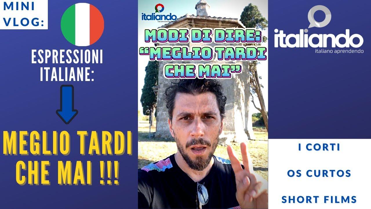 Espressioni idiomatiche italiane Expressões idiomáticas italianas italian idiomatic expressions  ITA
