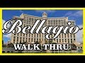 The Bellagio Hotel & Casino Tour  Las Vegas