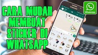 Cara Membuat Stiker Lucu Dan Keren Untuk Whatsapp