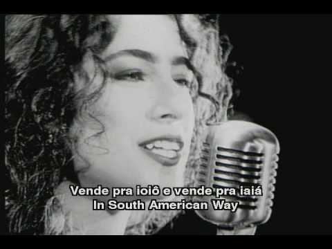 Marisa Monte - South American Way (Leg Port)
