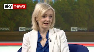 India: Situation is 'heartbreaking' - Truss