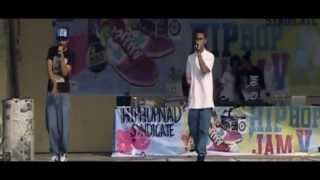 "LUHOP - Documentary at ""HIP HOP Jam 5"" HNS 4th Annivesary [Taman Budaya Banda Aceh]"