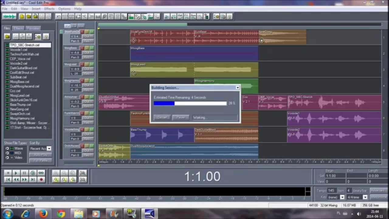 cool edit pro 2.0 free download full version crack