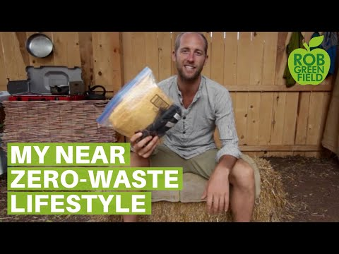 My Near Zero Waste Lifestyle