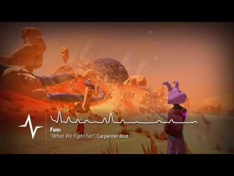 Carpenter Brut - What We Fight For from Furi original soundtrack