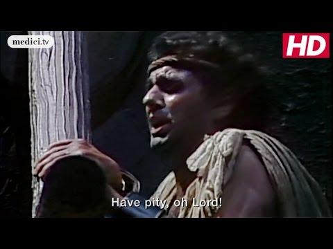 "Plácido Domingo - ""Vois ma misère, hélas!"" (Samson and Delilah) - Saint-Saëns"