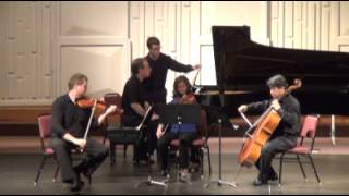 Mozart Piano Quartet in E-flat major, K. 493
