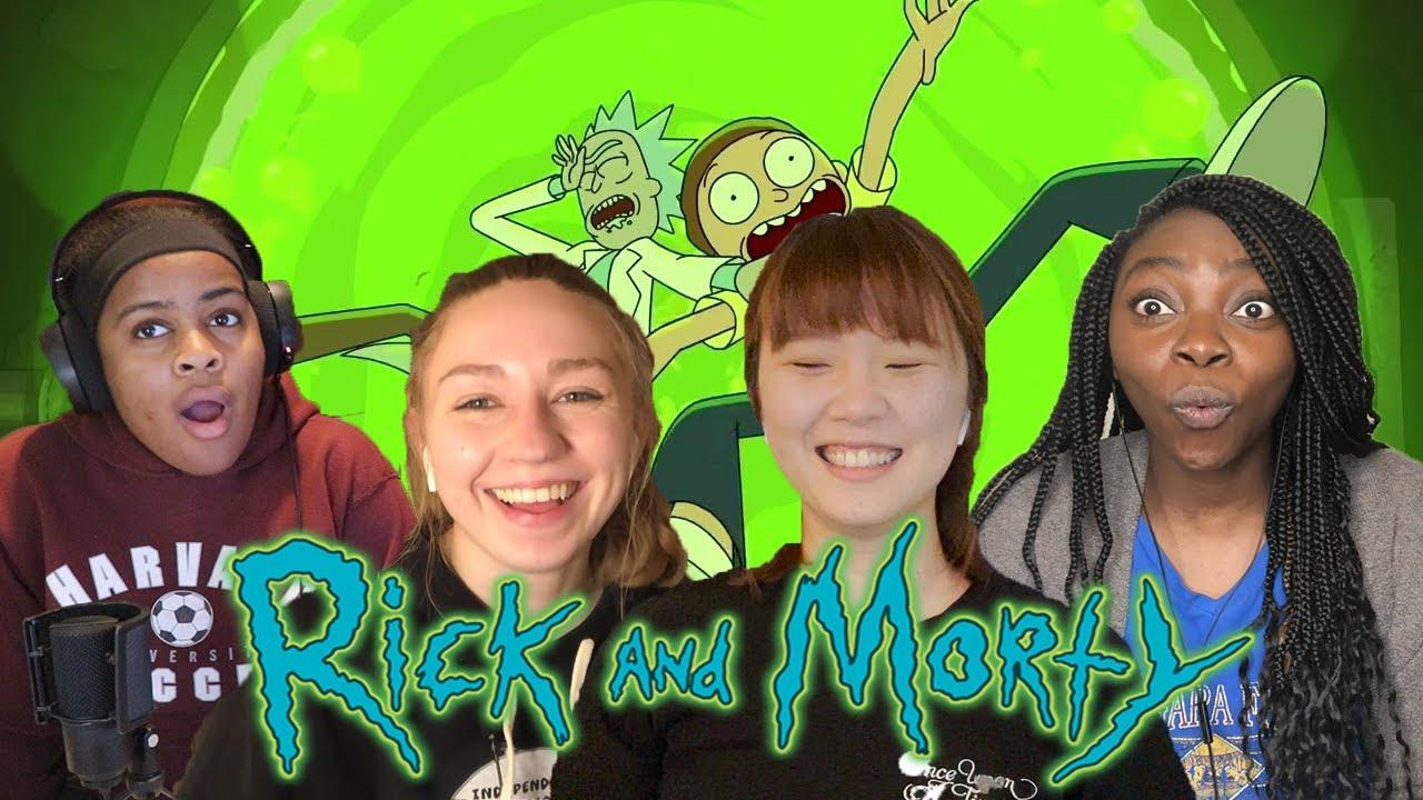 "Download Rick and Morty - Season 4 Episode 8 ""The Vat of Acid Episode"" REACTION!"