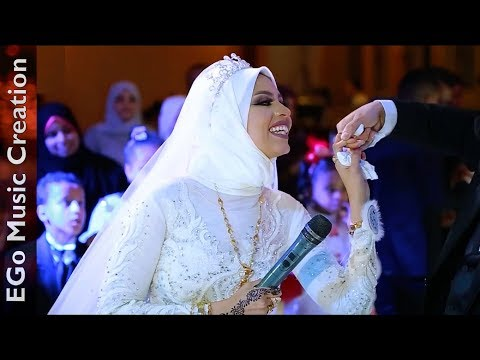العروسة مش مصدقة نفسها وعملت مفاجأة مبهجة جدا لعريسها EGo Music Creation