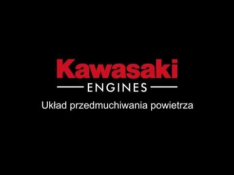 Kawasaki stratified scavenging system