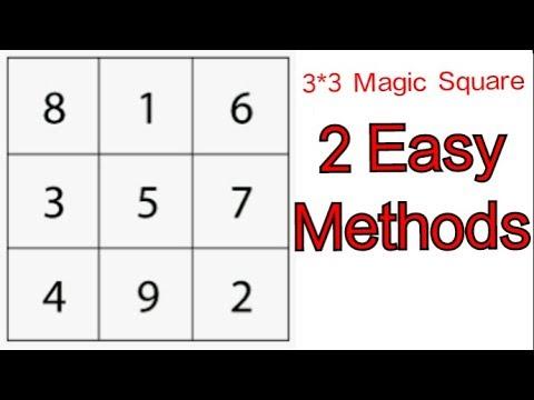 3 by 3