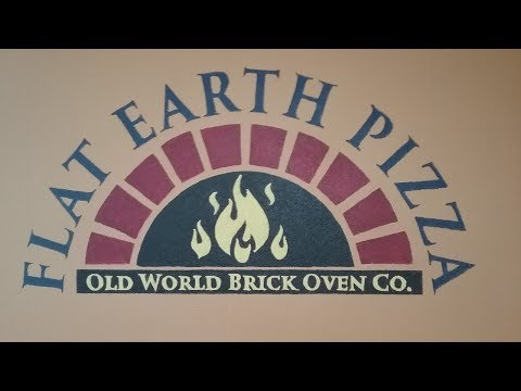 Look what we found! Flat Earth Pizza Carson City NV Special Report