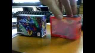 Cardfight Vanguard Custom Deck Box Design Review