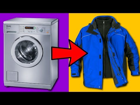 How To Wash Your Jacket In Winter