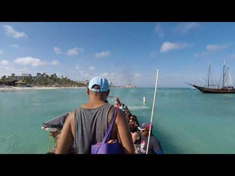 Aruba - Pirate Adventure Boat #onehappyisland