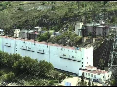 Бухтарминская ГЭС