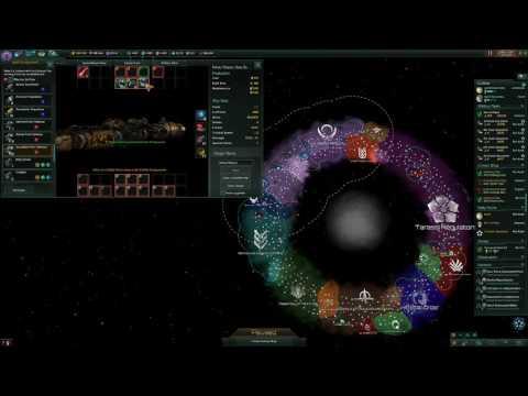 S2EP017 Stellaris 1.4.1 Ship Designs