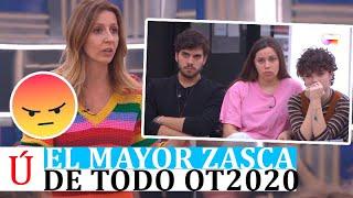 El zasca de Andrea Vilallonga a Eva, Hugo, Flavio, Nia, Jesús, Eli, Javy, Gèrard, Anne... en OT 2020
