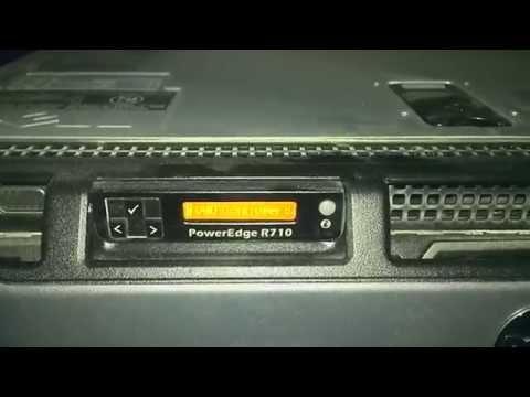 Server DELL PowerEdge R710