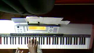 Kirk Franklin-Why We Sing (Piano Tutorial)