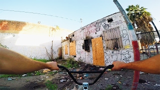 RIDING BMX IN THE HOOD 2 (COMPTON/SOUTH CENTRAL)