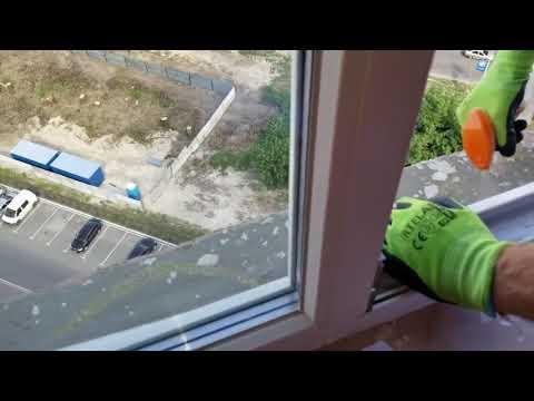 Утепление пластикового окна снаружи и под подоконником. Topalit-Werzalit Studio Бровары