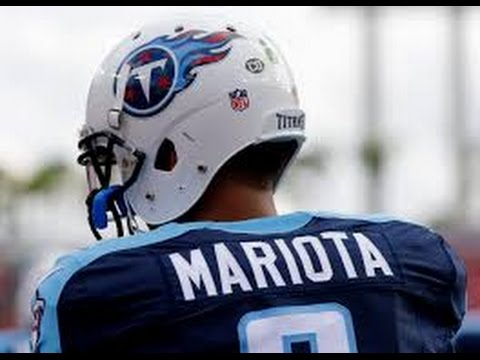 Marcus Mariota Rookie Highlights 2015 || HD