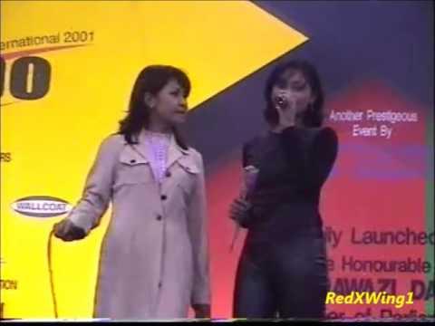 Syura & Siti Nordiana - Singapore Expo 2001