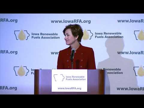 2018 Iowa Renewable Fuels Summit - Governor Kim Reynolds