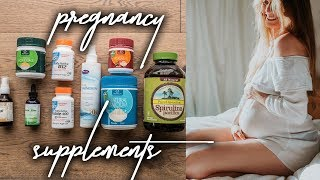 What Supplements I'm taking during my Vegan Pregnancy