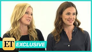Jennifer Garner and Her Body Double on Fight Sequences and Their Longtime Bond (Exclusive)