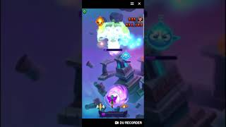 Everwing: jade + sparzelle + theodore vs ethereal toxic monster queen in clan raid
