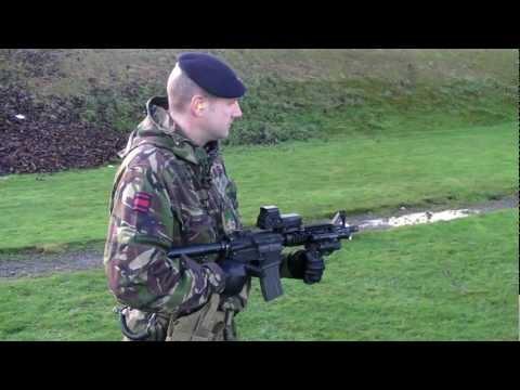 Royal Engineer CQB