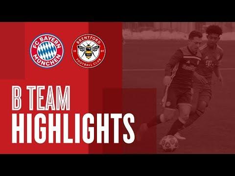 18/19 Highlights: Bayern Munich 2-5 Brentford B