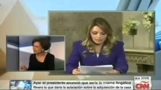 Carmen Aristegui, Denise Dresser,  habla sobre #CasaBlancaDeEPN