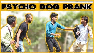 Behaving Like Dog Prank - ft. Ashish Goel Prank In India | The HunGama Films