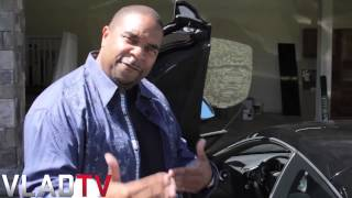 Sir Mix-a-Lot Showcases Sick McLaren MP4-12C