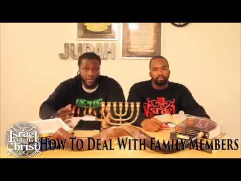 The Israelites - Dealing With Family (As An Israelite)