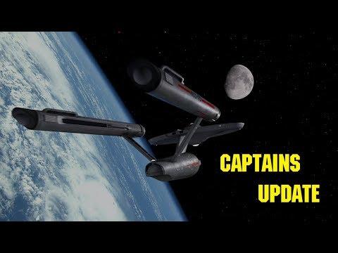 Captains Log - Captains Update (16-2-2018)