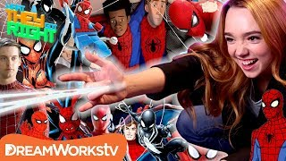50 More Spider-People?! | WHAT THEY GOT RIGHT