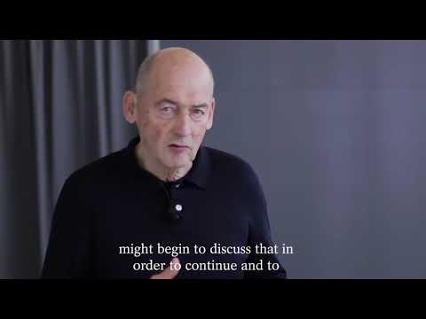 Rem Koolhaas on Australia and Designing for Vast Open Space