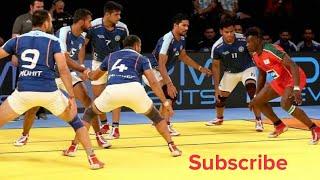 India vs Kenya Kabaddi  Masters Dubai 2018