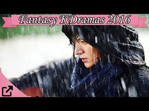 Top 10 Fantasy Korean Dramas 2016 (All the Time)