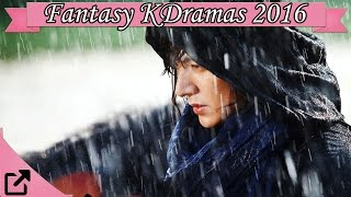 Video Top 10 Fantasy Korean Dramas 2016 (All the Time) download MP3, 3GP, MP4, WEBM, AVI, FLV Januari 2018