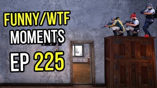 PUBG: Funny & WTF Moments Ep. 225