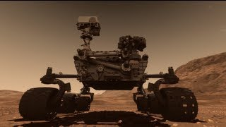 NASA | Curiosity Rover Shakes, Bakes, and Tastes Mars with SAM