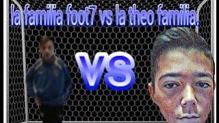 Foot I.R.L dans la maisons .avec la Familia foot 7 thumbnail