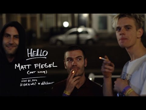 Hello: Preoccupations (formerly Viet Cong) at Le Guess Who? 2014